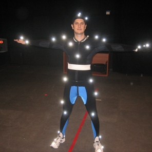 Motion Capture session for Warner Brothers video game 'This is Vegas'.